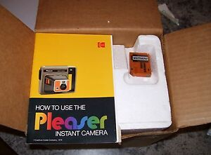 1978 Kodak Pleaser Instant Camera NEW PRICE Cornwall Ontario image 4