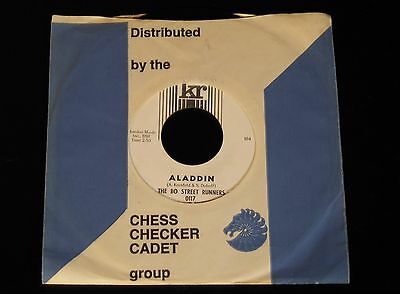 The Bo Street Runners-Aladdin-1966 1-Sided Garage PROMO 45-NEAR MINT! (Bo Street Runners)