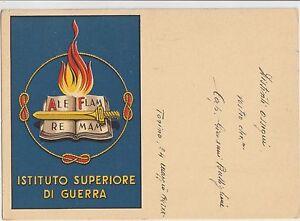 ITALIA-1942-FASCISMO-PROPAGANDA-ISTITUTO-SUPERIORE-DI-GUERRA