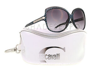 NEW Just Cavalli Sunglasses JC 328/S BLACK 05B JC 328