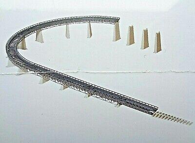 Faller 222539 Spur N, Auffahrts-Set, Bahndamm-Auffahrt, Bausatz, Neu