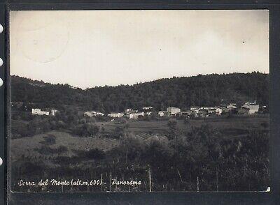 Cartolina Serra del Monte Panorama (Serra Monte)