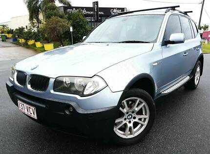 BMW X3 SUV SPORT, AUTO, REGO, RWC, SERVICE HISTORY