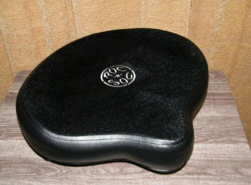 ROC-N-SOC Nitro Throne Black - Seat only - No Base