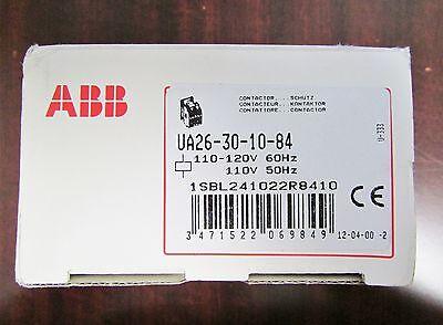 Abb Ua26 30 10 84 110-120v Contactor 1sbl241022r8410