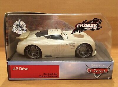CARS Disney Store Exclusive J.P. Drive Apple i-Car Next Gen Diecast Chaser 1:43