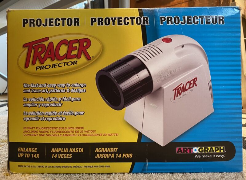 ARTOGRAPH #225-360 Tracer Projector and Enlarger