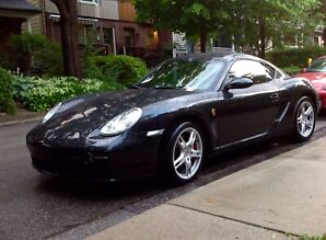 Porsche Cayman S*No accidents*Clean Carfax*Manual