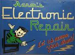 Aaron's Electronic Repair & Sales