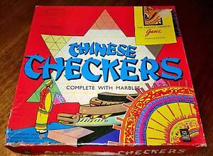 Chinese Checkers Board Game Golden Grove Tea Tree Gully Area Preview