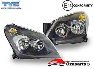 Holden Astra AH Series******2010 Pair LH+RH Head Light Front Lamp Dandenong Greater Dandenong Preview