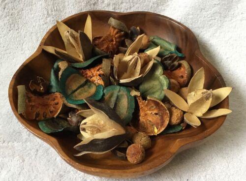 Tropical Citrus Potpourri Orange Quince Dried pods