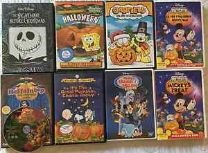 kids HALLOWEEN DVD collection