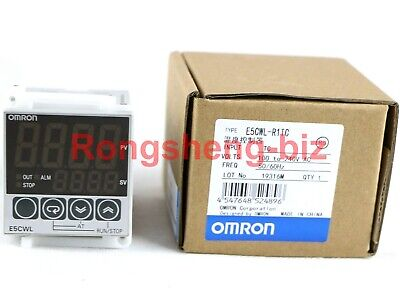 Omron Temperature Controller E5cwl-r1tc 100-240vac New In Box Free Ship