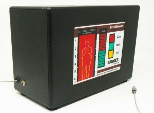 Intelliscan 18-Zone Ranger Metal Detector Remote Display