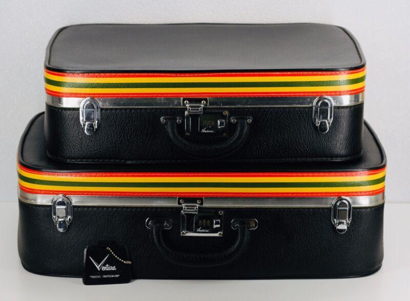 Vintage Ventura Luggage Set 1950