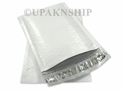 100 0 Poly Bubble Mailers Padded Envelopes 6x10 Air Jacket Aj