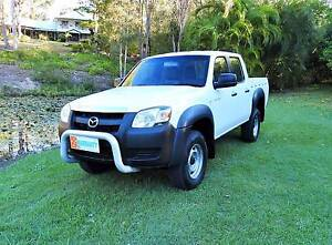 $70 P/Week MAZDA BT50 2008 4x4  NO DEPOSIT FINANCE DIESEL TURBO Worongary Gold Coast City Preview