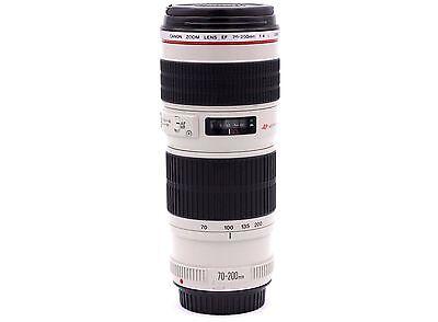 Canon EF 70-200mm f/4L USM 70-200/4 Ultrasonic Telephoto Zoom Lens