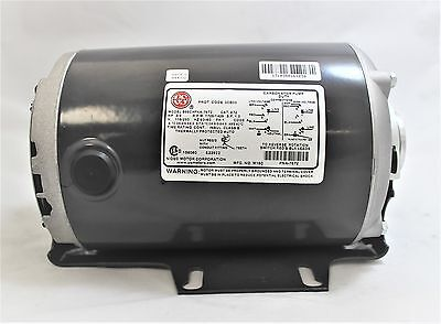 Carbonator Procon Pump Motor 34 Hp Hz 6050 Volts 100-120200-240