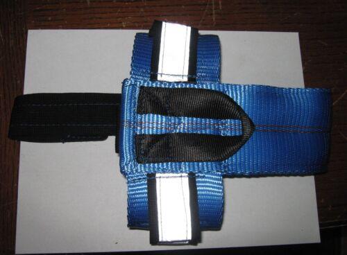 Heavy Duty Nylon Self Rescuer & Tool Pouch, New