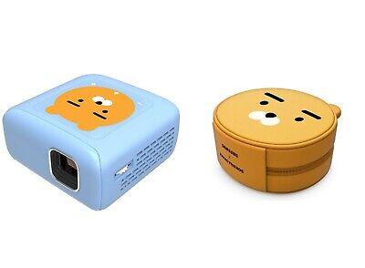 Samsung x Kakao Friends Smart Mini Beam Projector, SSB-12DLWA10 Bluetooth Wi-fi