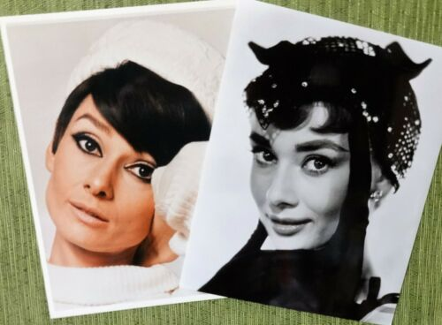 """AUDREY HEPBURN"" in SABRINA & HOW TO STEAL A MIL - photo stills"