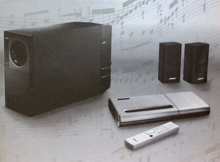Bose lifestyle 3 system - music and home cinema - great Xmas deal
