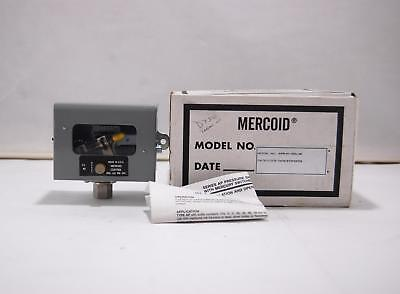 New Mercoid Dwyer Control Mercury Switch Apr-41-153l-36
