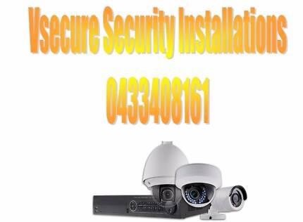 CCTV, Alarms, Intercoms, Data & Telephone Points Installer