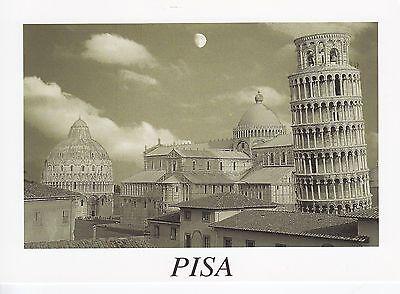 Toskana Schiefer (Ansichtskarte Pisa Schiefer Turm Piazza del Duomo Toscana Toskana Pisa - Nr.11)