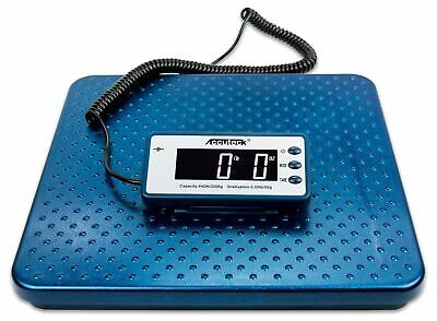 Accuteck440lb Heavy Duty Digital Metal Industry Shipping Postal Scale
