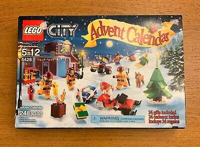 LEGO City Advent Calendar (4428)-VG Previously-Loved Condition!