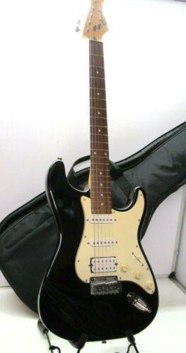 Cort G110 Electric Guitar 2-Tone PLUS case VGC 6 strings