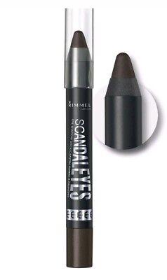 Rimmel London SCANDALEYES Scandal Eye Shadow Stick Crayon bootleg brown colour