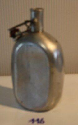 C116 Gourde en aluminium bouchon de Bouillon
