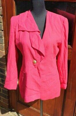 Kasper ASL Petite Pink Jacket Size S