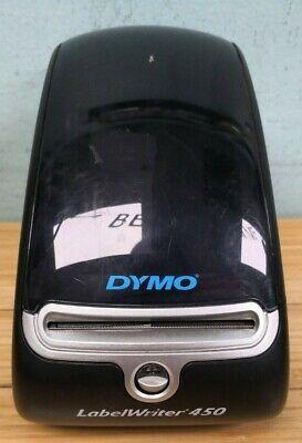 Dymo Labelwriter 450 Label Thermal Printer 1750110 - Black H9