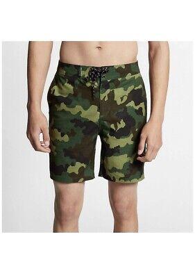 Hurley Board Shorts 36 Phantom Gallows
