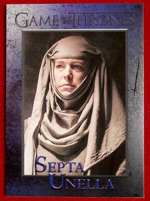 GAME OF THRONES - Season 5 - Card #96 - SEPTA UNELLA - Rittenhouse 2016