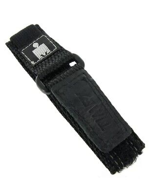12-16mm Timex Iron Man Sport Wrap Strap Black Nylon Watch Band TX982431 TX882202 ()