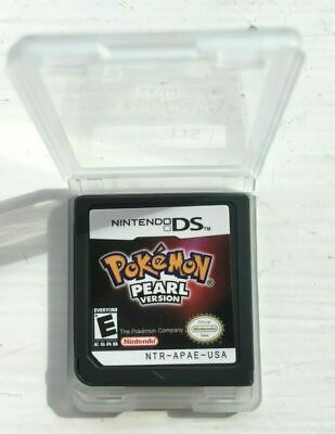 Pokemon: Pearl Version (Nintendo DS, 2007), Game card only