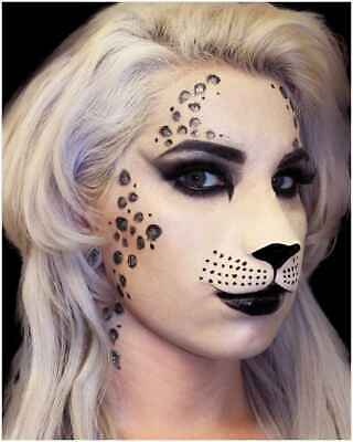 Cat Nose Latex Appliance FX Prosthetic Woochie Cinema Secrets NEW FREE SHIPPING
