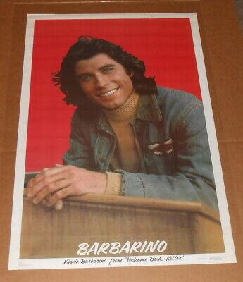 Vinnie Barbarino Poster 35x23 Kotter John Travolta TV