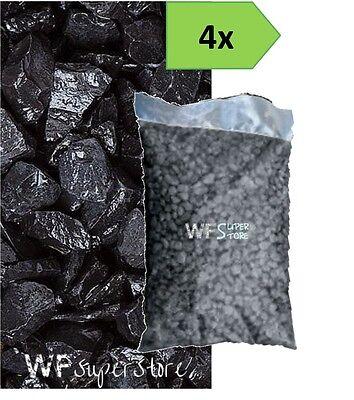 Graniglia marmo Nero Ebano 9/12 - 4 sacchi da 25 kg - sassi pietre giardino