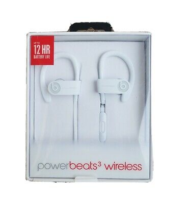 NEW!!!! Beats Powerbeats3 Wireless in Ear Headphones ☆White!☆