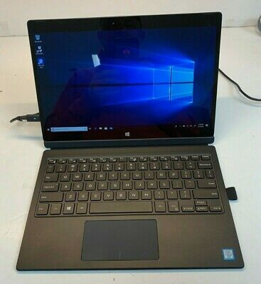 "Dell Latitude 7275 Tablet - 1.1 GHz m5-6Y57 8GB 256GB 12.5"" FHD Touch + Kbd - SP"