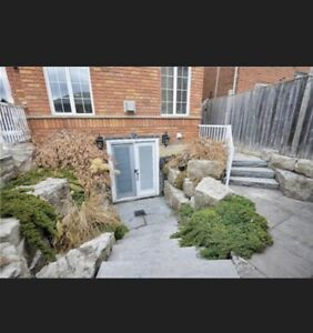 Fully Furnished Basement for rent Bovaird/Chinguacousy