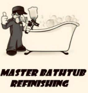 Bathroom tiles Bathtub Refinishing Service