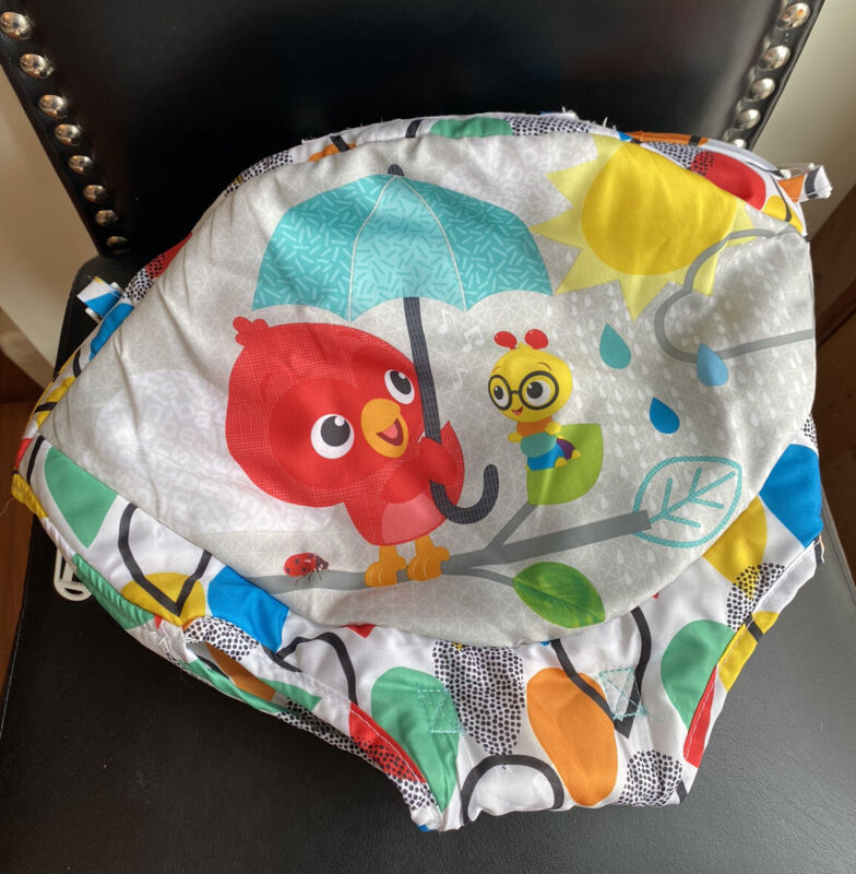 Baby Einstein Sky Explorer Baby Walker • Fabric Seat Cover Replacement Part